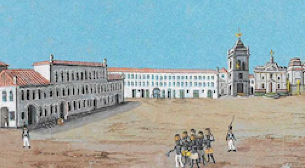O projeto de digitalização do acervo musical do Cabido Metropolitano do Rio de Janeiro