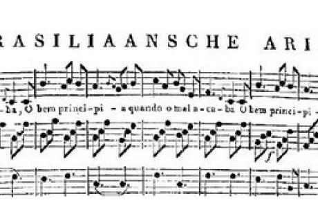 Ária Brasileira – Langsdorff e o primeiro registro musical de uma modinha no Brasil