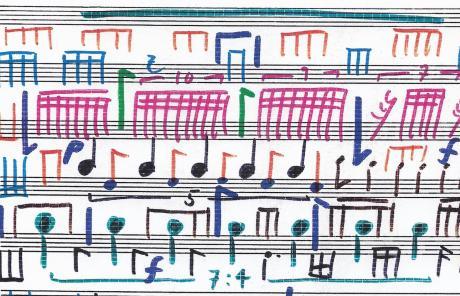 A Cartilha Rítmica para piano de Almeida Prado