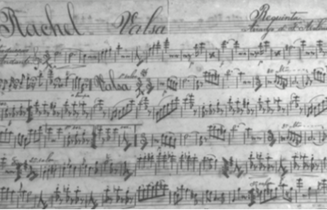 Frei José de Santa Cecília: um estudo da atividade musical do religioso sancristovense a partir de fontes hemerográficas e documentais
