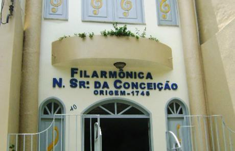 A música sacra na Filarmônica Nossa Senhora da Conceição de Itabaiana (SE)