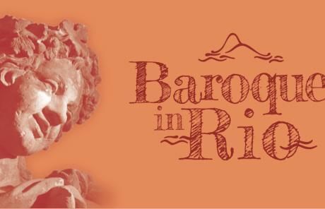 Baroque in Rio 2021 - música e patrimônio