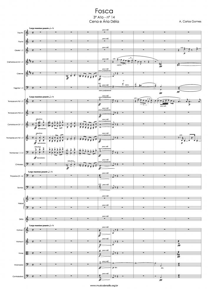 Fosca (3º ato (1873)