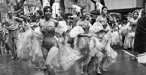 Baile de carnaval antigo 1989 - 1 part 6