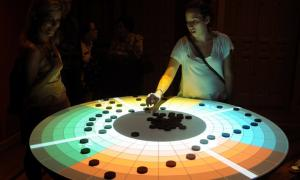 Rio Música - exposição interativa