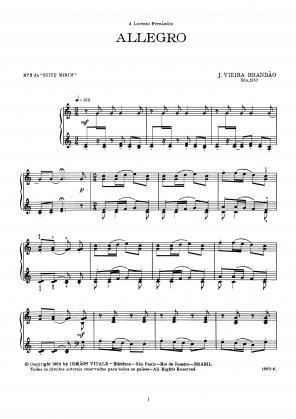 Suíte mirim (1957)