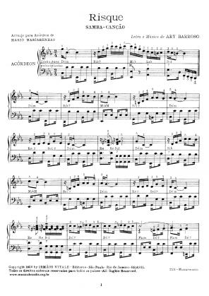 Risque (acordeão) (1952)
