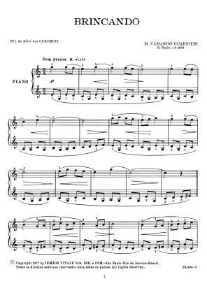 Série dos Curumins nº 1 (01/05/1960)
