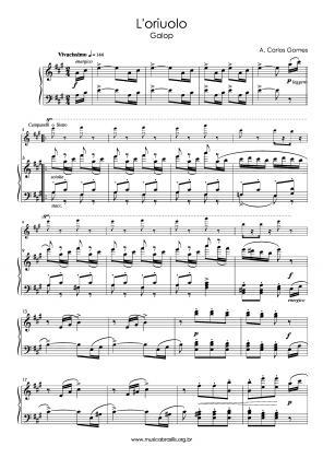 L'oriuolo (1888)