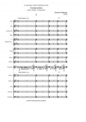 Concerto para violão e orquestra (1975)