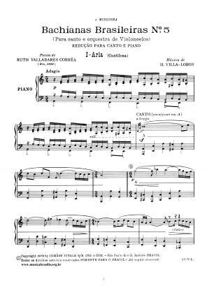 Bachianas brasileiras n.5 (versão para voz e piano) (1938)