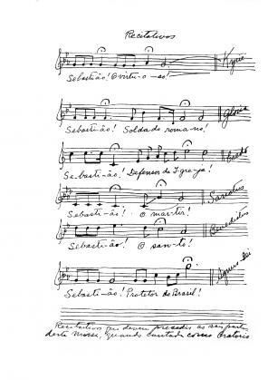 Missa São Sebastião (1937)