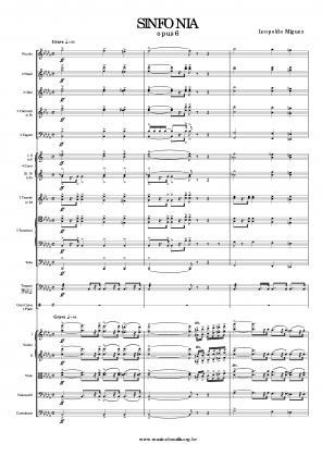 Sinfonia opus 6