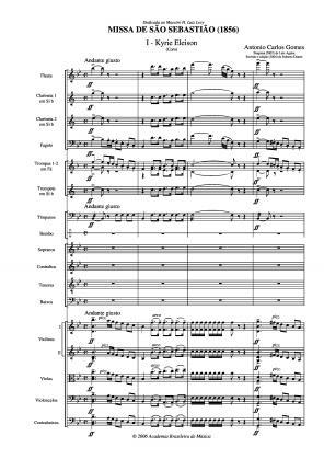 Missa de São Sebastião (1856)
