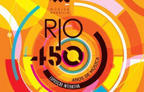 Rio 450 anos de música