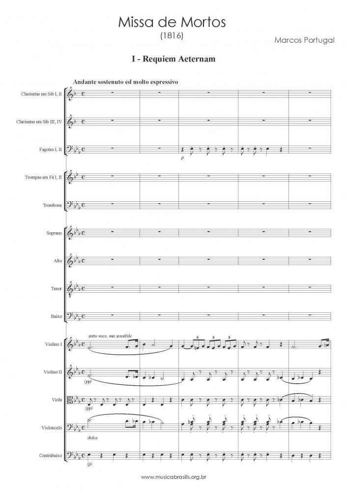 Missa de requiem (1816)