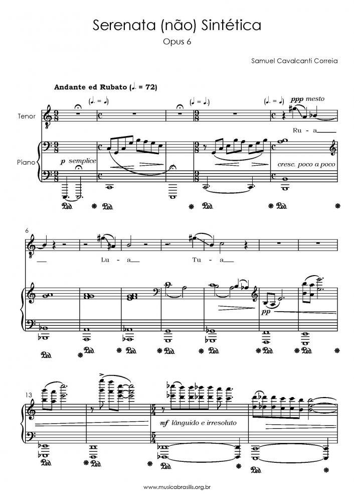 Serenata (não) Sintética (2001)